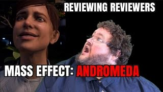 REVIEWING MASS EFFECT ANDROMEDA REVIEWS!