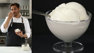 No Cook, Egg Free Ice Cream - Kitchen Conundrums with Thomas Joseph