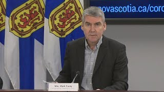 COVID-19: Nova Scotia declares state of emergency