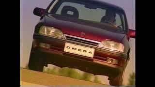 Comercial: Chevrolet Omega (1992)