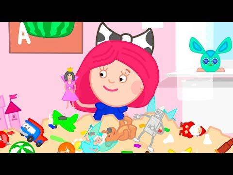 СМАРТА и Чудо Сумка. Смарта идёт в детский сад - Ржачные видео приколы