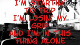 Avril Lavigne - Losing Grip (Instrumental w/lyrics)
