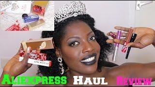 Aliexpress Haul Review