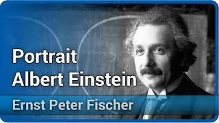 Portrait Albert Einstein | Ernst Peter Fischer