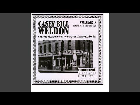 Casey Bill's New W.P.A.