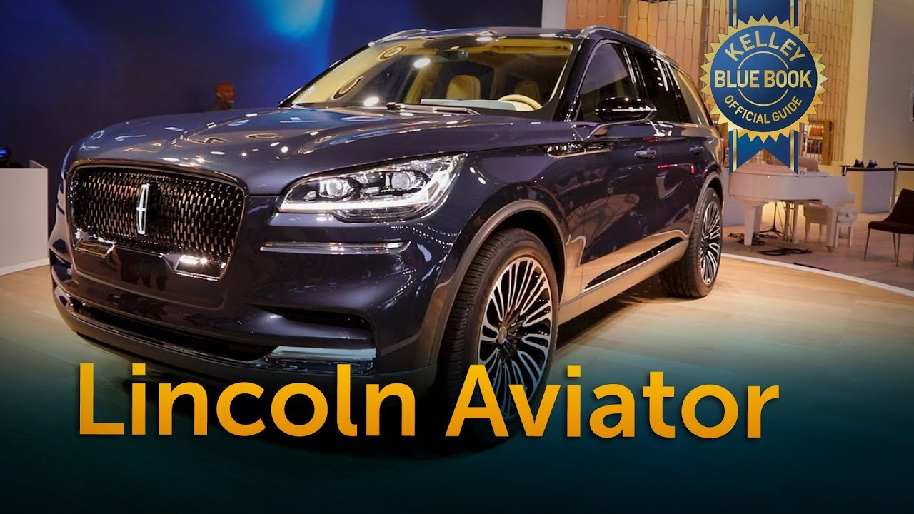 Lincoln Aviator Preview 2018 New York Auto Show Youtube