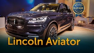 Lincoln Aviator Preview - 2018 New York Auto Show
