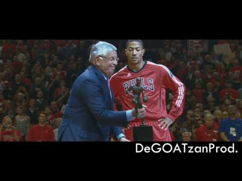 "Derrick Rose - Bank Account | ""Welcome to Cleveland"" HD Mixtape"
