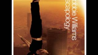 Robbie Williams - Come Undone with lyrics