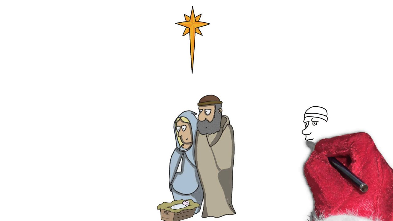 free nativity scribe template for videoscribe youtube