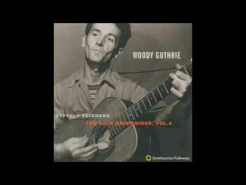 "Woody Guthrie - ""Red River Valley"""