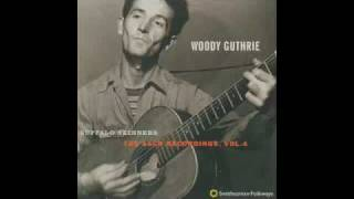 Woody Guthrie - Red River Valley