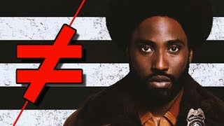 BlacKkKlansman - What's the Difference?