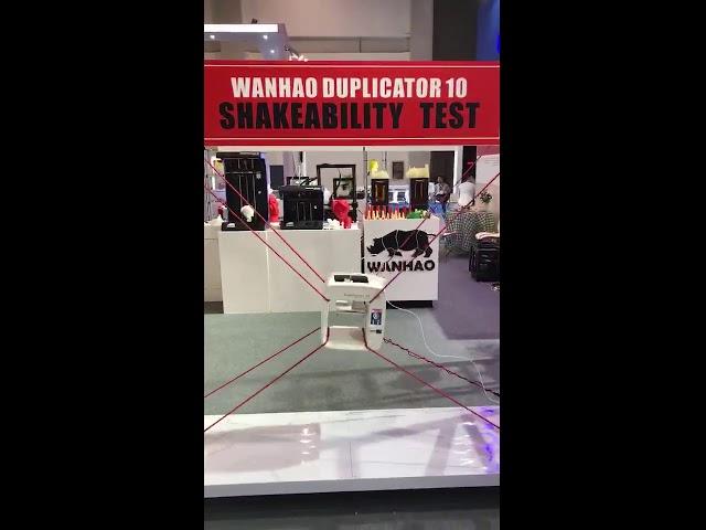 Duplicator 10 Shakeability