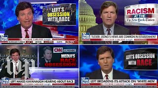 Opinion   Just who is obsessed with race, Tucker Carlson?