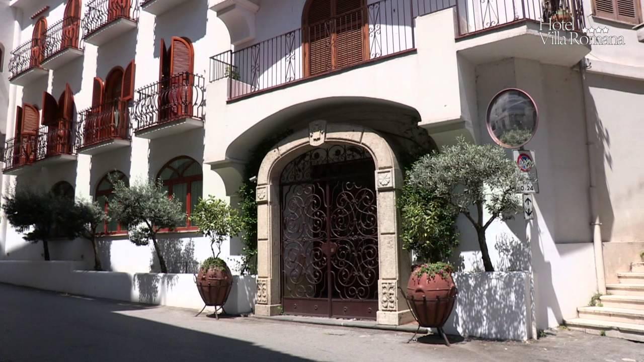 Minori Hotel Villa Romana
