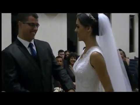 Casamento de Marcos Queiroz e Luciana