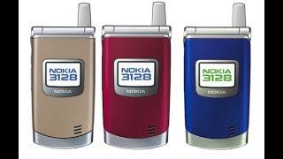 Nokia 3128 ringtones on MidRadio