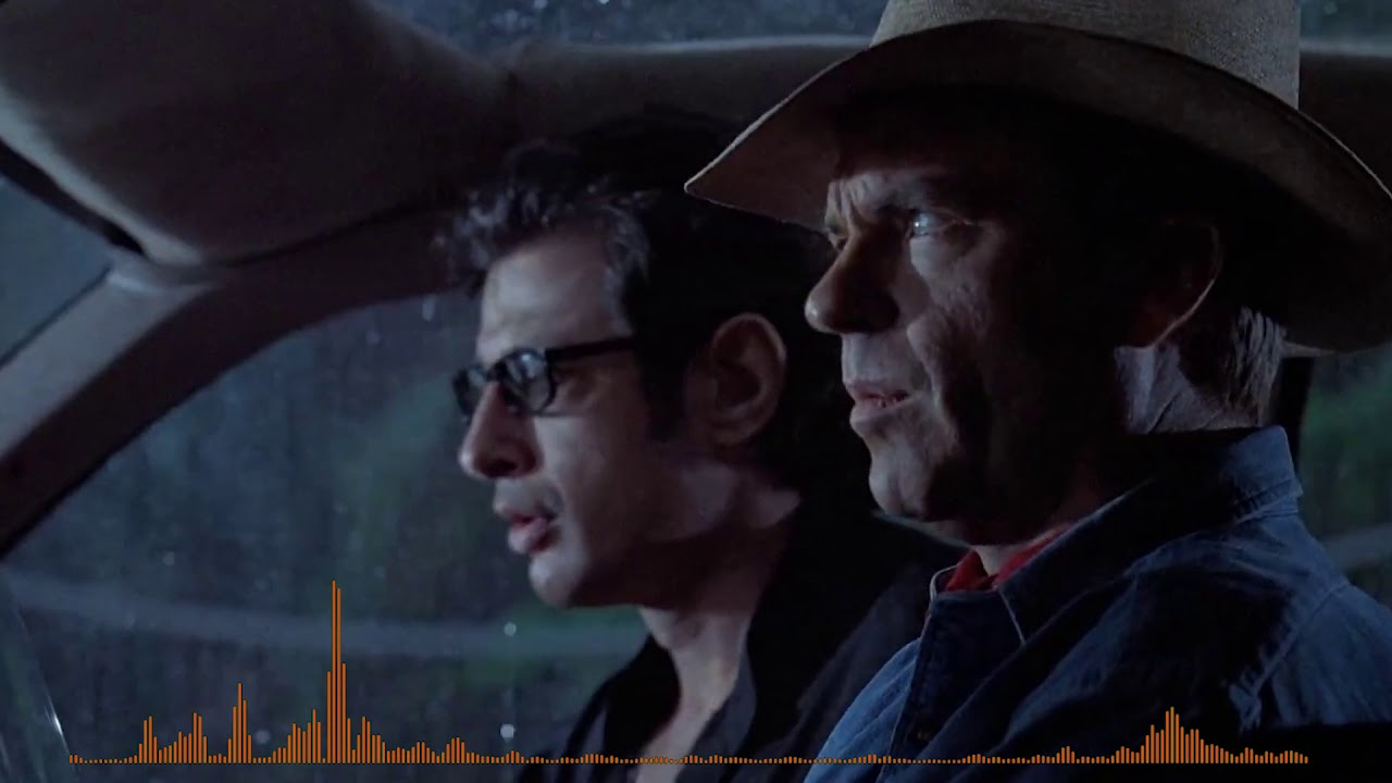 COMING SOON! TyRuben Ellingson Chats Jurassic Park!
