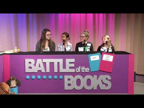 Battle of the Books- January 17, 2017 AM