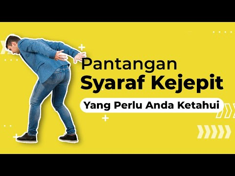 Pengobatan Syaraf Kejepit Di Lamina Pain And Spine Center.