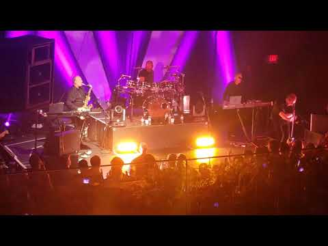 Omd live@ the state, st pete, fl 4/13/18