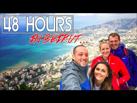 48 Hours in Lebanon 2016: Beirut, Jeitta Grotto & Byblos