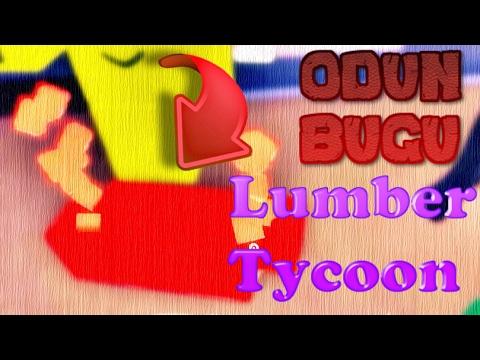 Lumber Tycoon 2 Türkçe   Odun Bugu Yapımı (kırmızı odun ve fire axe)