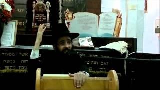 הרב יעקב בן חנן - הרצאה בנתניה