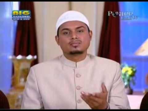AZAAN AUR IQAAMAT BY SHAIKH SANAULLAH MADANI—PEACE TV (URDU)