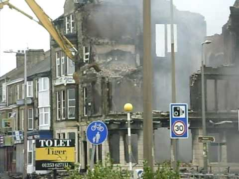The Grand Hotel Blackpool Fire