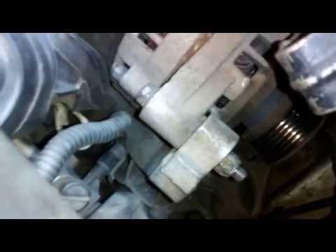 Замена приводного ремня на приоре с кондеционером и ГУР скачать