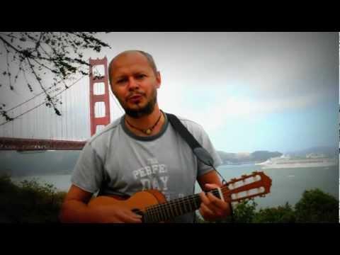 Tomáš Pastrňák - Konec světa (Road video: San Francisco, CA)