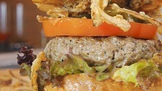 Ev Yapımı Muhteşem Hamburger Tarifi | Yemek Tarifleri | Dilara Geridönmez