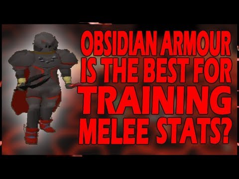 [OSRS] Obsidian Armour VS Max Strength | Which Is Better To Train In?