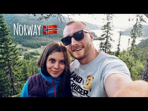 В Скандинавию на машине. Норвегия, кемпинг, самостоятельное путешествие с маленьким ребёнком. Часть6 - Ржачные видео приколы
