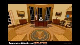 Bush shoot out: Oval office/part1/PC