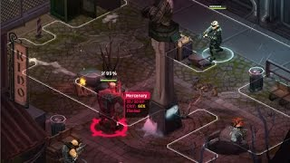 Shadowrun Dragonfall | Gameplay Video IOS / Android IGV