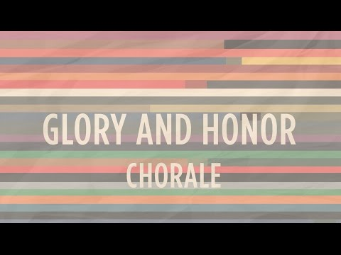 Glory and Honor | He's Able | Indiana Bible College