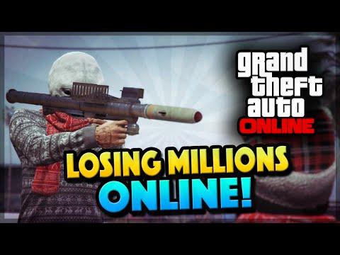 GTA 5 Online Players Losing MILLIONS & Interaction Menu Broken! (GTA 5 Gameplay)
