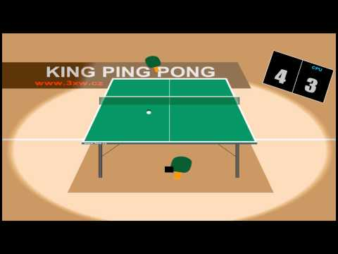 King Ping Pong - Juego Online