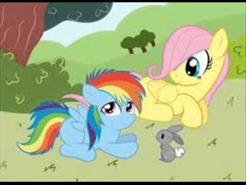 MLP : FIM - Find a pet (Filly version) - YouTube