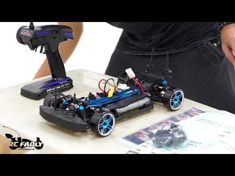 Hsp Drift Flying Fish 2,4ghz Rtr - RCFADLY