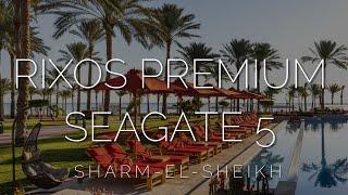 ШОК Лучший отель в Египте Rixos Premium Seagate 5 обзор 2020 после карантина от Viko Travel