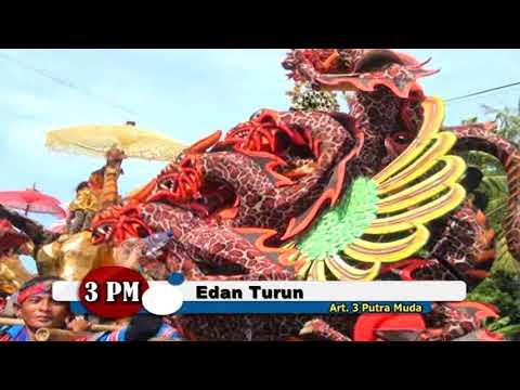 EDAN TURUN – 3 PUTRA MUDA – 17 DES 2017 – SUKRA WETAN ( ARYA PRODUCTION ) thumbnail