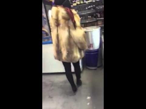 Ограбление магазина по мастерски