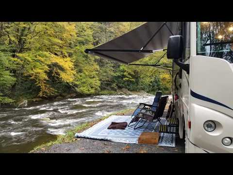River Valley Campground - Cherokee NC - Oct. 2018