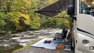 River Valley Campground - Cheŗokee NC - Oct. 2018