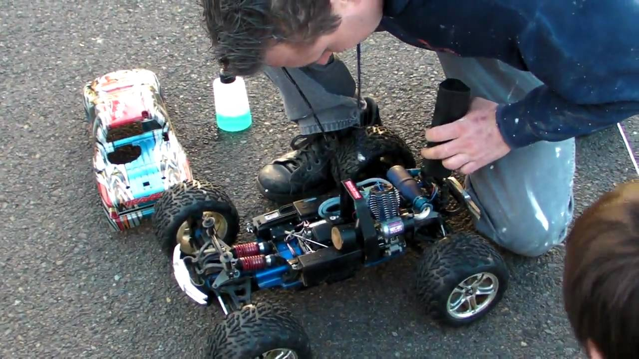 How To Build Petrol Remote Control Cars