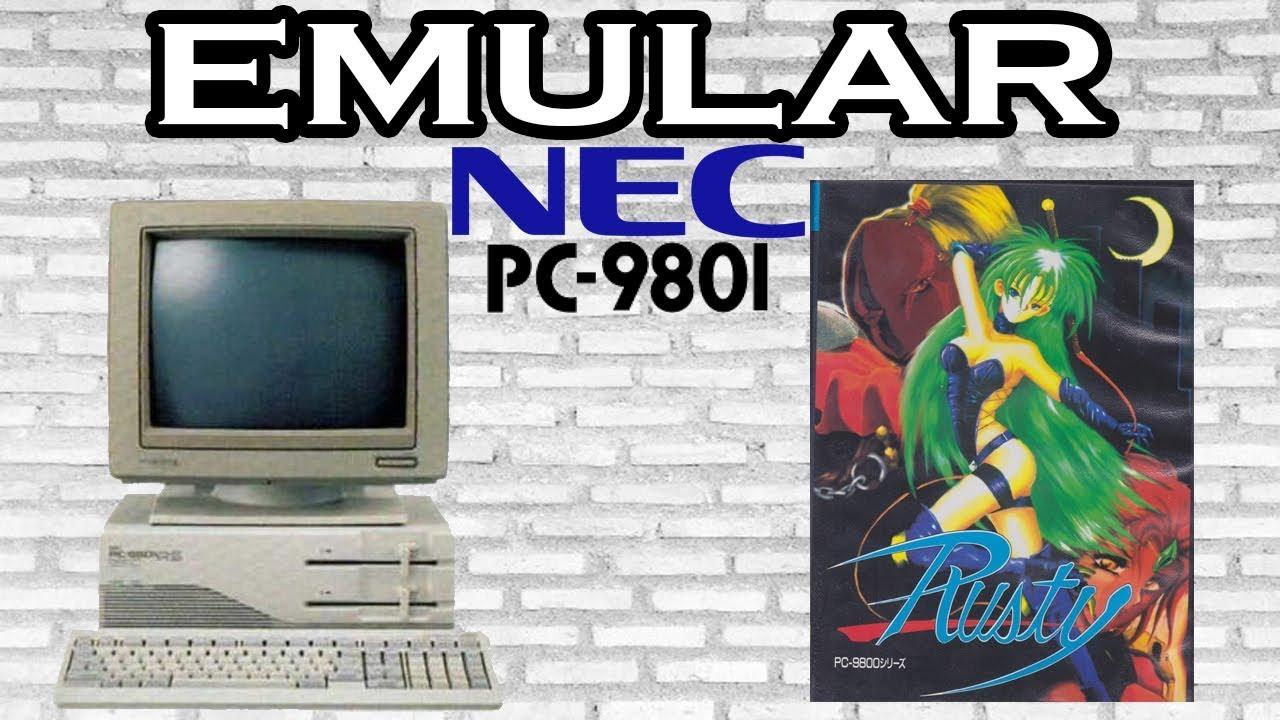 Emular Rusty - NEC PC-98 en PC Correctamente